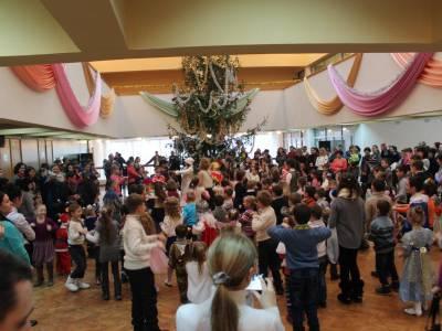 Профсоюзный комитет ПГУ поздравил детей сотрудников вуза с Новым Годом