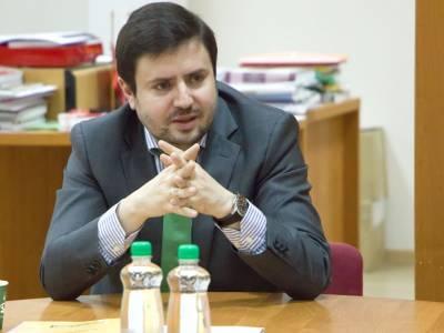 Глава Россотрудничества в Республике Молдова Михаил Владимирович Давыдов посетил Приднестровский госуниверситет