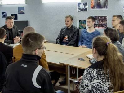 На физико-математическом факультете провели лекцию ко Дню космонавтики