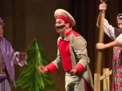 Профком ПГУ организовал просмотр спектакля для детей сотрудников