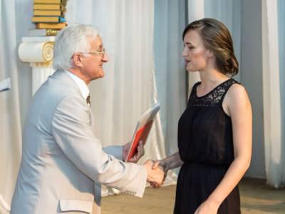 Выпускникам аграрно-технологического факультета вручили дипломы об окончании вуза