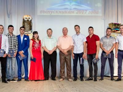 Выпускникам факультета физической культуры и спорта вручили дипломы специалистов