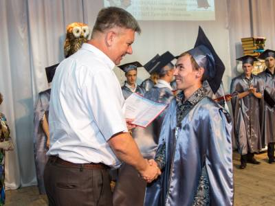 150 студентов Инженерно-технического института получили дипломы