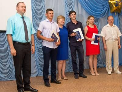 В Бендерском политехническом филиале ПГУ прошло первое вручение дипломов