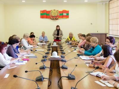 Cостоялось первое в новом учебном году заседание профкома