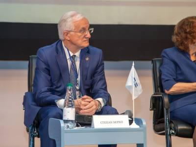 Ректор ПГУ принял участие в VI Международном инвестиционном экономическом форуме 12/10/2018