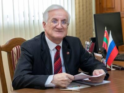 Ректор ПГУ рассказал на Ученом совете об итогах  командировки в Москву