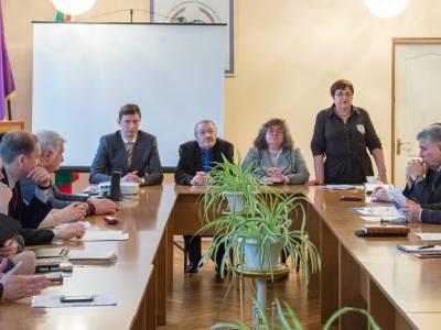 На факультете общественных наук прошла конференция к 100-летию аннексии Бессарабии Румынией