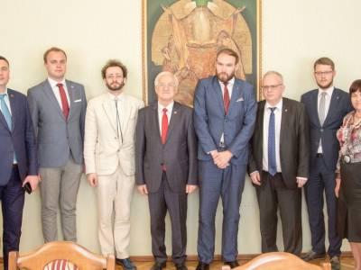 Польша и Приднестровье - прошлое и  настоящее 01/06/2018