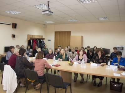 Профессиональное самоопределение личности обсудили на ФПП