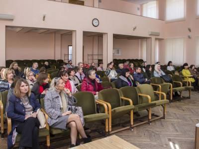 Состоялось заседание Школы кураторов