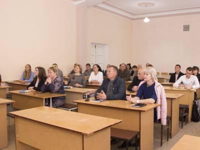 На АТФ проходят курсы повышения квалификации для ветеринаров