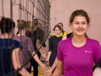 Состоялся ежегодный турнир по волейболу памяти Людмилы Панченко