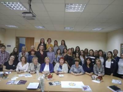 На ФПиП отметили день социального педагога