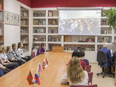 Роль русского языка в ПМР обсудили на онлайн-конференции