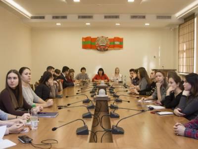 Вклад молодёжи в развитие страны обсудили в ПГУ