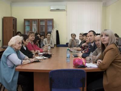 На экономическом факультете обсудили вопросы сопутствующих аудиторских услуг