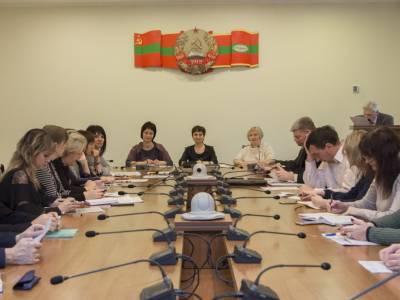Научно-координационный совет провел плановое заседание