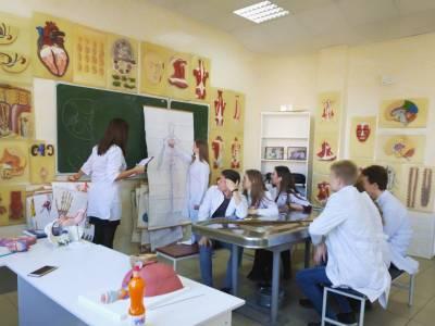 Фестиваль науки на медицинском факультете