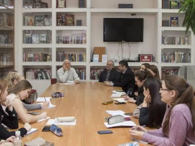 В Русском центре состоялась презентация книги «Вехи памяти»
