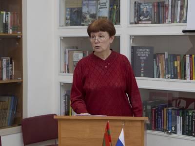 В Русском центре ПГУ прошел лекторий любителей искуссства