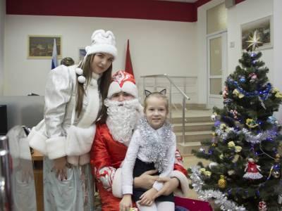 Новый год отметили в Русском центре