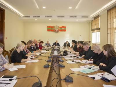 Состоялось заседание Совета деканов
