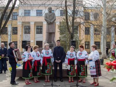 В ПГУ прошел митинг-реквием памяти Т.Г. Шевченко