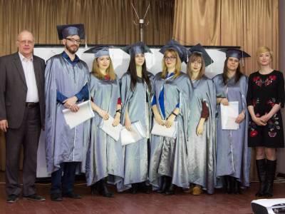 В ИТИ прошло вручение дипломов