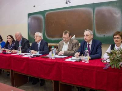 Состоялось расширенное заседание Ученого совета  на факультете физической культуры и спорта