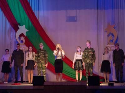 В ПГУ прошел творческий вечер ко Дню освобождения Тирасполя
