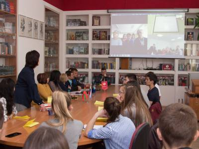 ФФКиС провел международную онлайн-конференцию