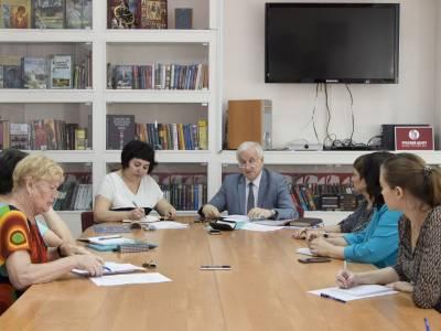 В Русском центре ПГУ прошло заседание ПНЦ РАО