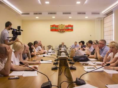 Состоялось заседание Приемной комиссии