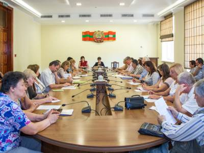 Вопросы научной деятельности ПГУ обсудили на заседании НКС