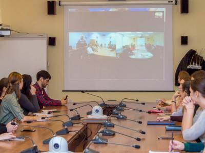 В ПГУ прошёл круглый стол «Вклад молодёжи в развитие страны»