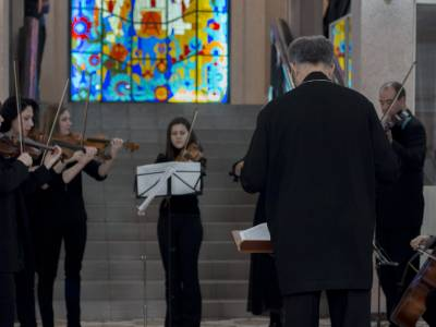 Симфонический концерт в ПГУ