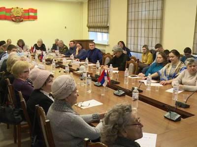 В ПГУ говорили о приднестровцах - героях Советского Союза