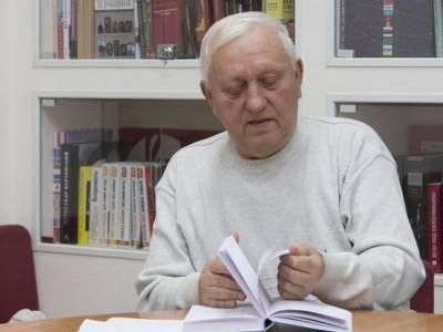 Приднестровский поэт Николай Божко презентовал свой новый сборник