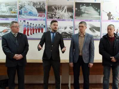 Ко Всемирной универсиаде в Красноярске присоединились рыбничане