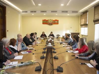 Состоялось первое в году заседание профкома работников ПГУ