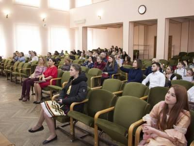 Праздник родного языка в ПГУ