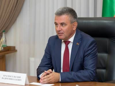 Поздравление Президента ПМР В.Н. Красносельского с Днем науки