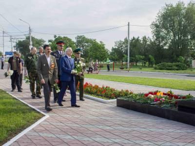 В ПГУ почтили память героев Бендерской трагедии