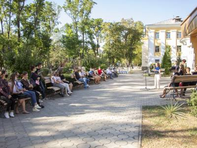 Состоялись встречи со студентами, проживающими в общежитиях ПГУ