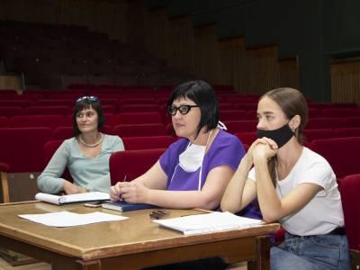 В ПГУ прошел Совет по воспитательной работе