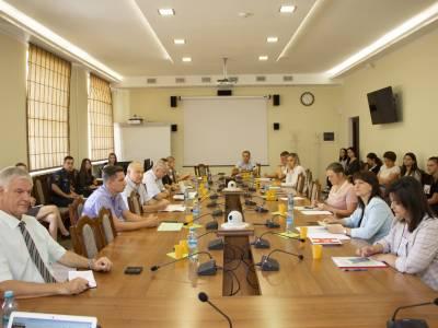 Круглый стол по вопросам административного законодательства Приднестровья