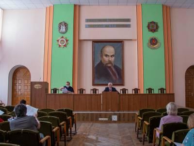 В ПГУ прошло заседание Приемной комиссии