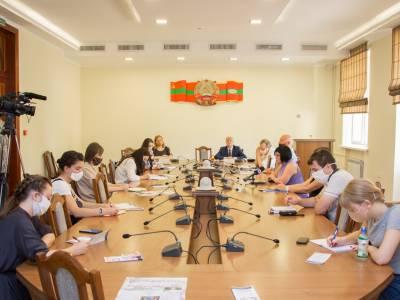 Состоялась пресс-конференция по итогам Приемной кампании-2020