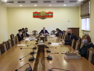 Состоялось заседание Ученого совета
